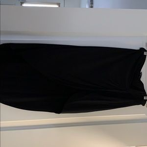 Forever 21 Skirts - Midi Skirt with side knot. Peekaboo Leg